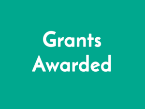 Community Fund grants announced