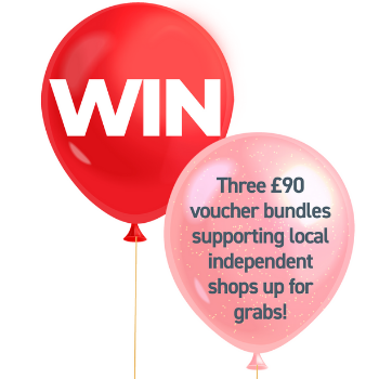 Rushmoor Community Lottery 3rd Birthday Draw!