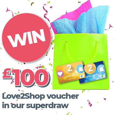 100th Lottery Draw!